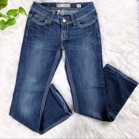 BKE | Payton Dark Wash Boot cut Denim Jeans Sz 26